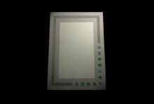 Borderline Paua Mirror 540 x 400