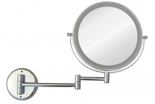 x3 Frosted edge makeup mirror 205mm