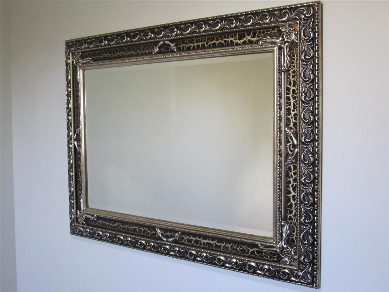 Bathroom Mirror 1200 X 900 afronate ornate 1200 x 900 - freestyle mirrors