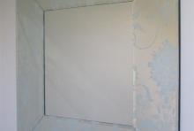 The Fleur (White) 900 x 900