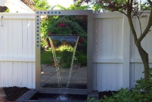 Outdoor Mirror Water Feature 1600 x 1100