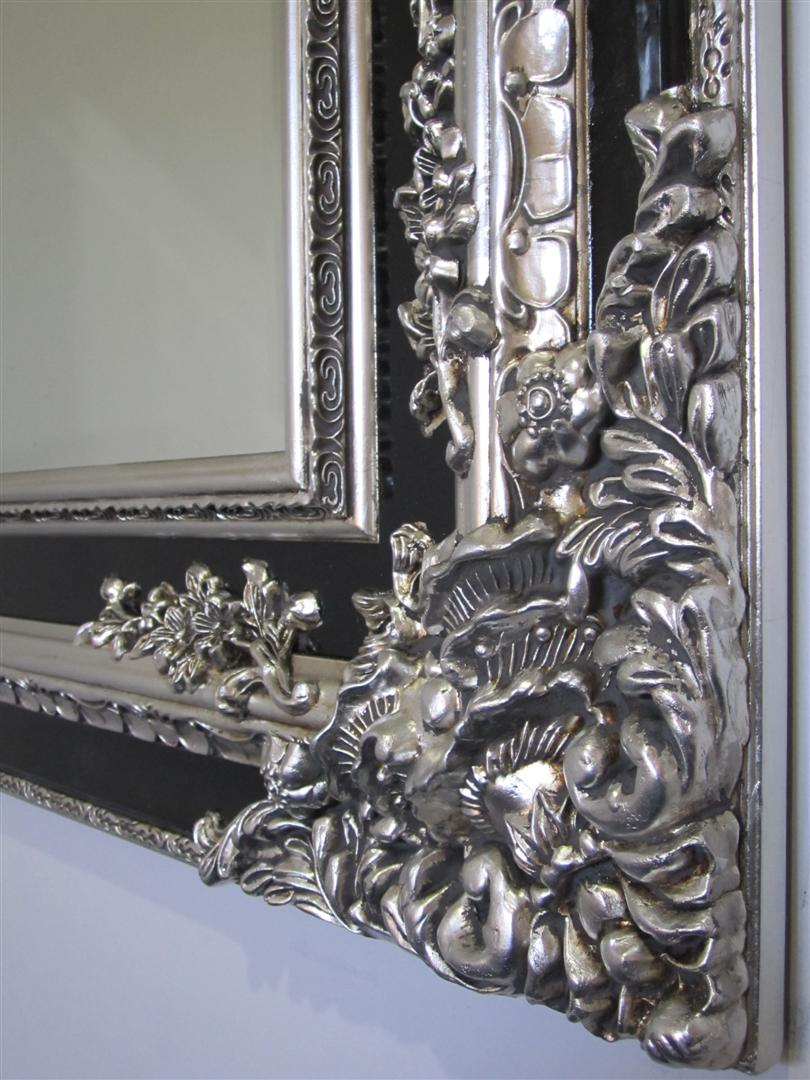 Ornate Mirrors