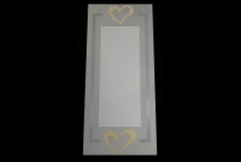 Amore Mirror – Custom made to size