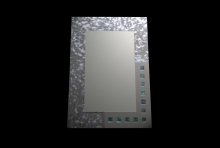 Astro Paua Mirror 540 x 400