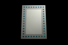 Full Blue Mirror 540 x 400 (approximate size)