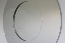 Globe Mirror 915mm
