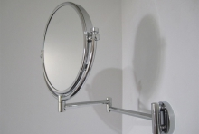 x3 Magnified makeup mirror 205mm