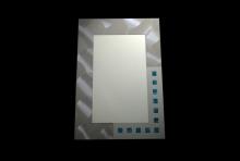 Storm Blue Mirror 540 x 400