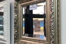 Custom IO26 Ornate Mirror