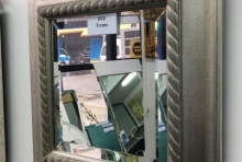 Custom IO18 Ornate Mirror
